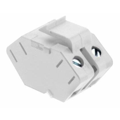 Sgl Speaker Outlet Insert Wh (m20)