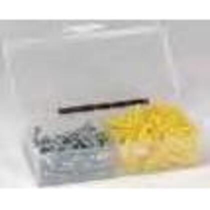 6-32 Machine Screw Assortment Kit, Flat Head, Slotted