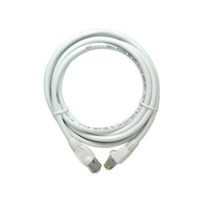 7 Ft Category 5e Patch Cable Wh