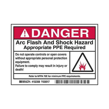 B302 3.5x5 Blk/red/w 100/rl Flash&shock