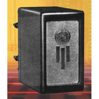 Power Relay, Hinged Armature, Auxiliary, 125VDC, Surface Mount