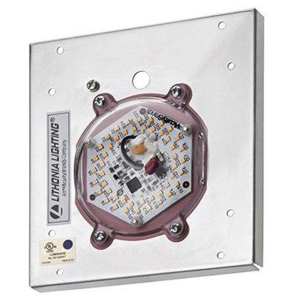 LITH SWBLED-M12 LED Sconce Backplat