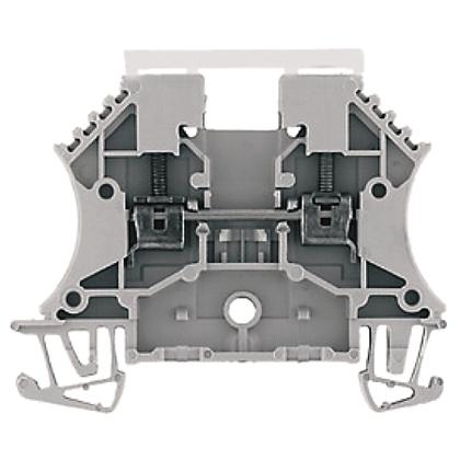 Terminal Block, 2 Circuit, Thermocouple, Gray, 2.5mm