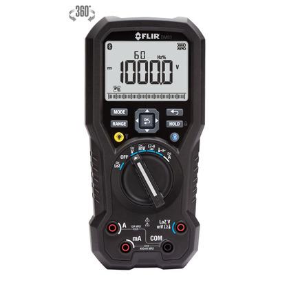 Multimeter, Industrial, True RMS