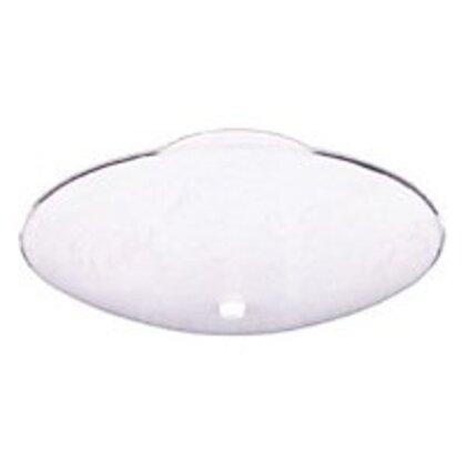 Ceiling Fixture, 3 Light, White