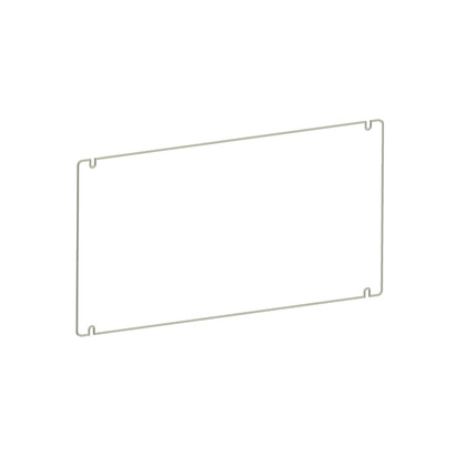 POLYCARBONATE SHIELD FXLED78 GUARD W SS