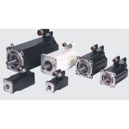 Servo Motor, Rotary, 460V, 63mm Frame, 7000 RPM, Low Inertia, Brake
