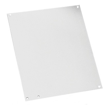 """Panel For Concept Enclosure, 42"""" x 36"""", Steel"""