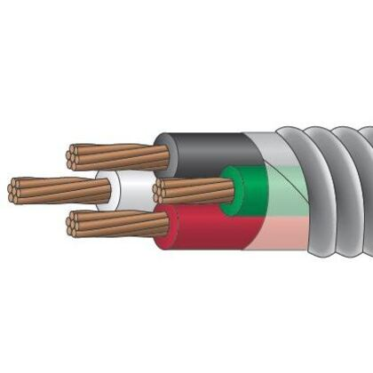 FEEDER SIZE MC CABLE,