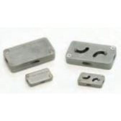 """KWIKWIRE CLAMP, USE W/ 1/8"""" & 3/16"""" WIRE ROPE"""