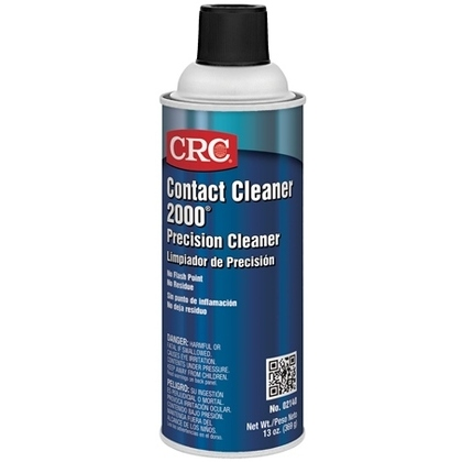 Contact Cleaner, 2000® Precision, 16 Ounce Aerosol Spray Can