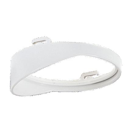 Lx Disk Light Eyelid-white