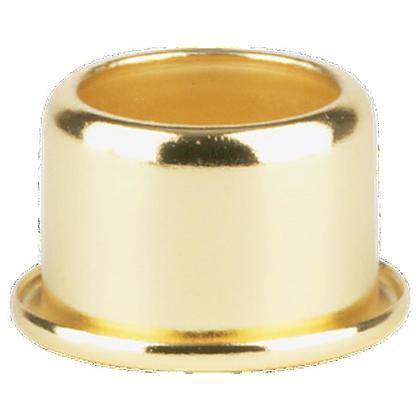 Candle Follower Polished Brass
