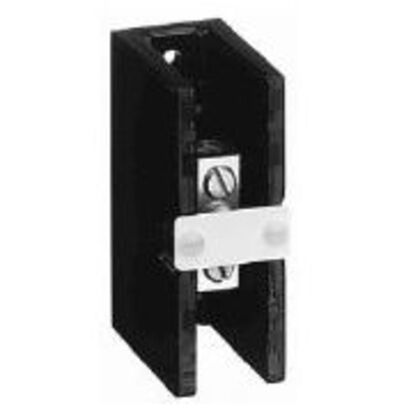 Power Distribution Block, 1P, 115A, 1 In/1 Out, #2 - #14AWG