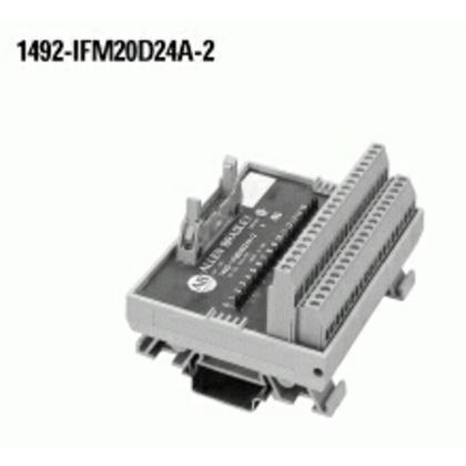 Interface Module, Digital, 20 Point, 24V AC/DC, LED Indicators