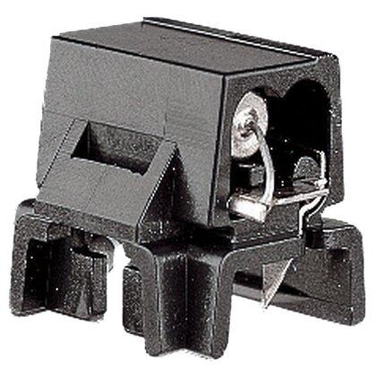 Fused Plug, Black