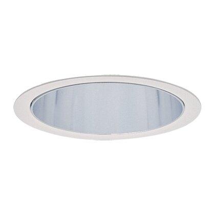 "Cone Reflector Trim, 5"", Specular Clear"