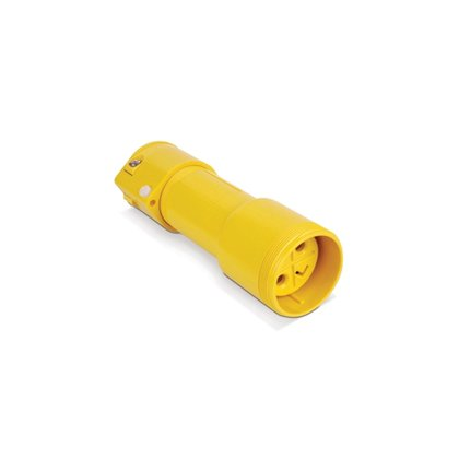 Pin & Sleeve Connector, Type: DuraGard, Female, 30A, 600V AC, 250V DC