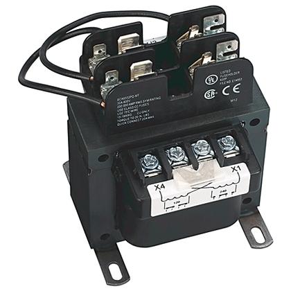 Transformer, Control Circuit, 100VA, 240 X 480 - 120/240VAC