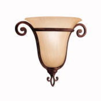 Wall Sconce, 1-Light, Bronze *** Discontinued ***
