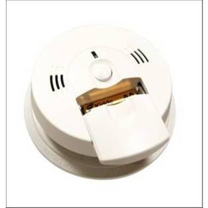 Smoke & Carbon Monoxide Alarm, 120VAC, Battery Backup