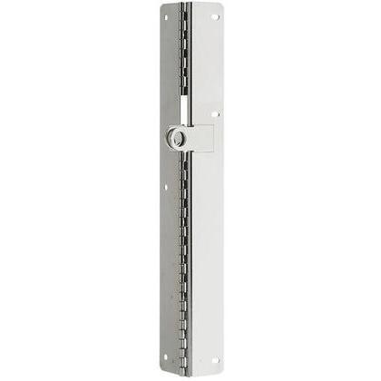 Slide-Rack Locking Bar