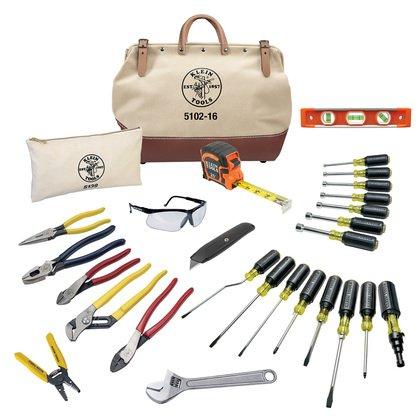 28 Piece Electrician Tool Set