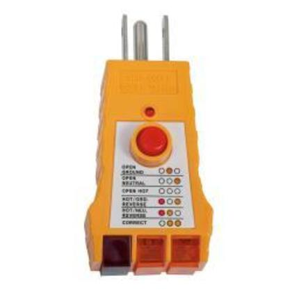 GFCI Receptacle Tester *** Discontinued ***