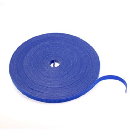 Velcro Roll, 75', Blue