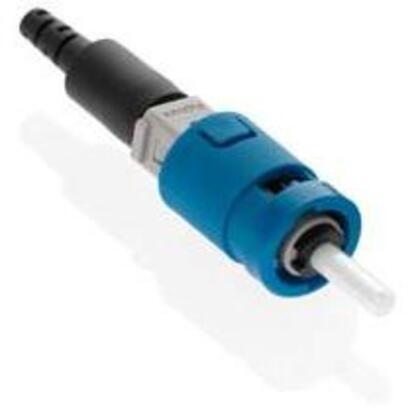 Singlemode Pre-Polished Connector ST Blue