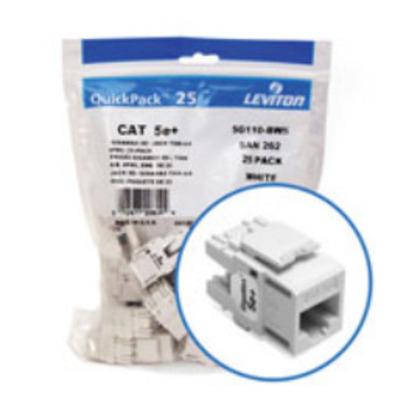 Jack Cat 5e+ White