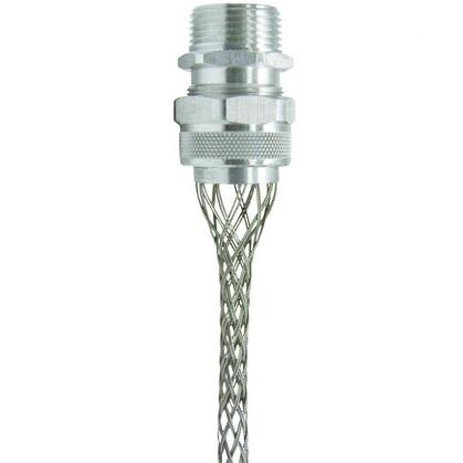 "2"" Deluxe Cord Sealing Strain-Relief Grip 1.625"" - 1.750"""