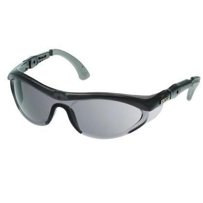 Flanker Protective Eyewear - Translucent, Smoke