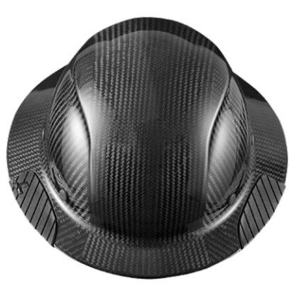 Hard Hat, Carbon Fiber Reinforced