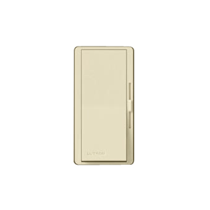 Slide Dimmer, Decora, 1000W, Single-Pole, Diva, Almon, Limited Quantities Available