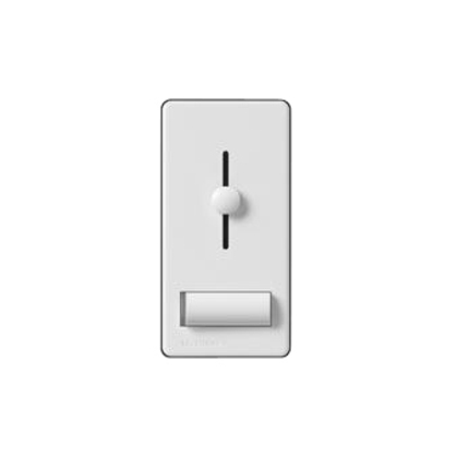 Slide Dimmer, 1000W, Lyneo Lx, White *** Discontinued ***