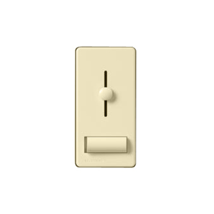 Slide Dimmer, Preset, 600W, Lyneo Lx, Ivory *** Discontinued ***