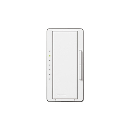 Maestro Fluorescent Dimmer, 6A, 120V, White *** Discontinued ***