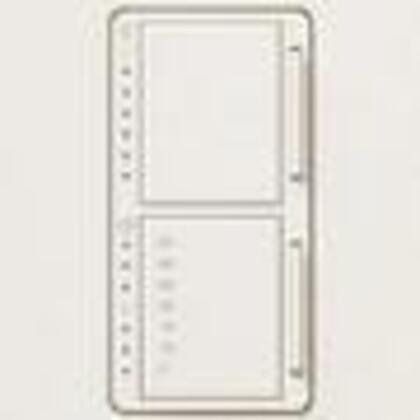 Incandescent/Halogen Dual Dimmer and Switch, Biscuit