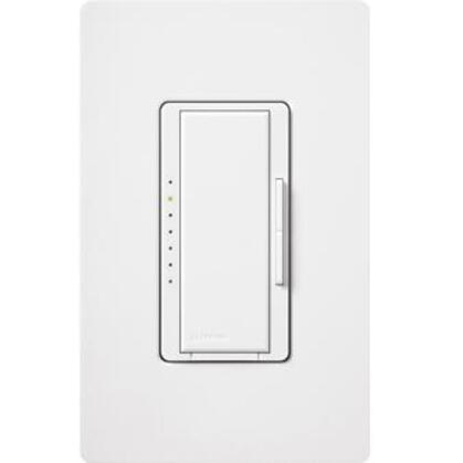 Wireless Dimmer, 600W, Digital Fade, White