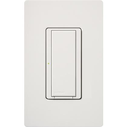 Wireless Switch, 3/6A, Digital, Maestro, White *** Discontinued ***