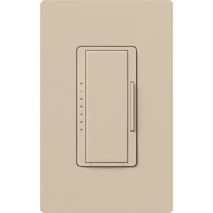 Digital Fade Dimmer, 1P, 120V, Taupe