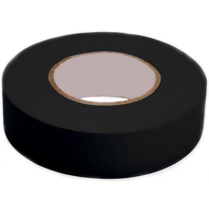 "Vinyl Electrical Tape, Black, 3/4"" x 60'"