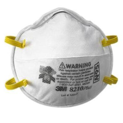 *Not Available* Particulate Respirator