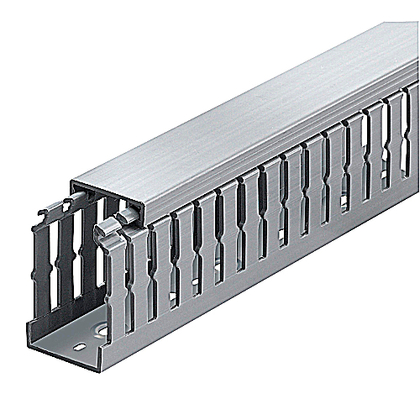 """2"""" x 2"""" Wire Duct, Gray"""
