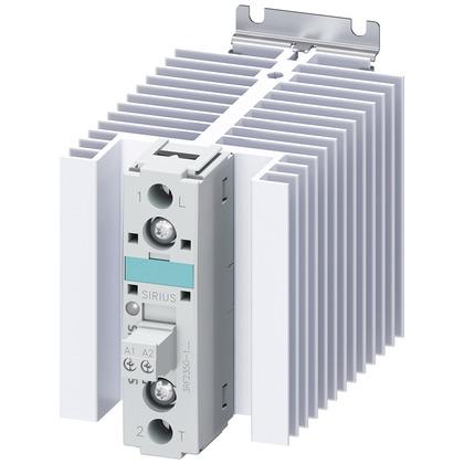 24-230V,22MM SSZP CON,50A,SCRW,24VDC