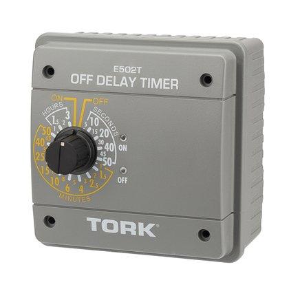 TORK E502T 120/240VAC OFF DELAY TIM *** Discontinued ***