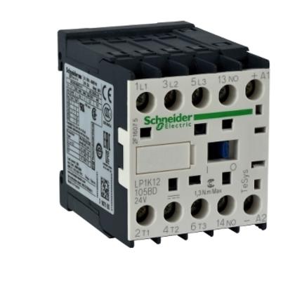 CONTACTOR 575VAC 6AMP IEC +OPTIONS