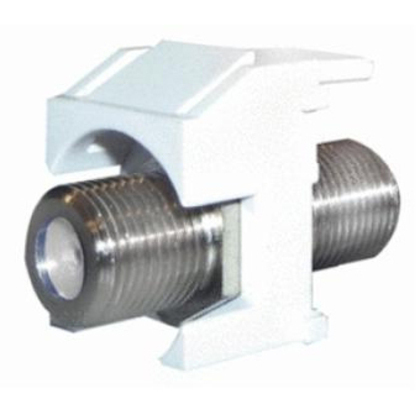 STANDARD F-CONNECTOR WH (M20)