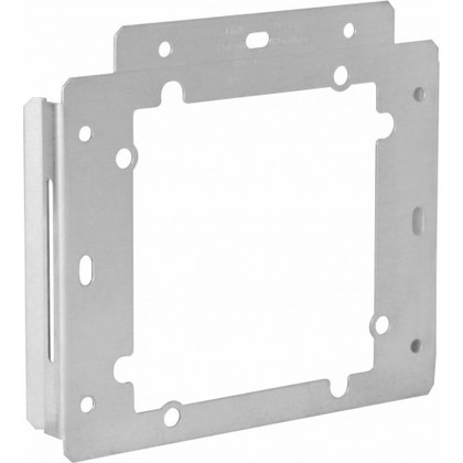"""Mounting Bracket, For Use With Orbit USB 4"""" Square Box, Steel"""